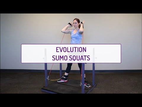 Evolution Sumo Squats