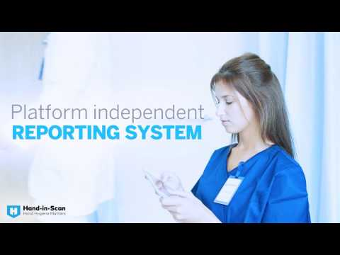HandInScan - Product video