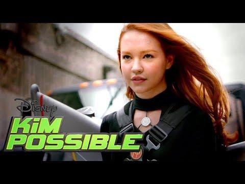 迪士尼最受歡迎的學生特務《麻辣女孩》(Kim Possible)真人預告片釋出
