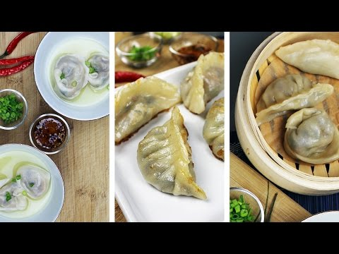 How to Cook Dumplings: Boil, Steam, or Pan-Fry | Cooking Tutorial by Mary's Test Kitchen