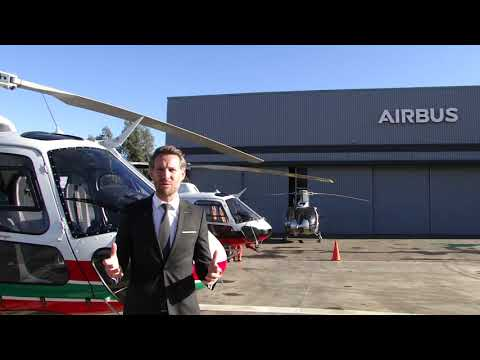 Jerome Ronssin de Airbus Helicopters Chile
