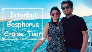 Istanbul Cruise Tour | Where Europe Meets Asia | Hindi Travel Vlog | Shadez Of Megz
