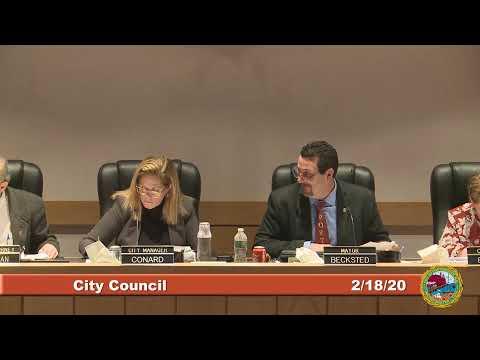 City Council 2.18.2020