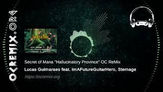 "Secret of Mana OC ReMix by Lucas Guimaraes & Others: ""Hallucinatory Province"" [Dark Star] (#4023)"