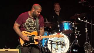 "Video thumbnail of ""Kirk Fletcher (US) & The Özdemirs (D) - As The Years Go Passing By - Frederikshavn Blues Festiv.2014"""