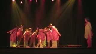 Démo De Cours De Yoga Enfant (Dymashow 2010)