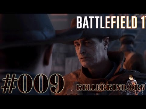 Battlefield 1 #009 - Down Under ★ EmKa plays Battlefield 1 [HD|60FPS]