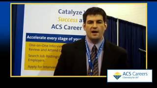 Chemists Got Jobs At The ACS Career Fair