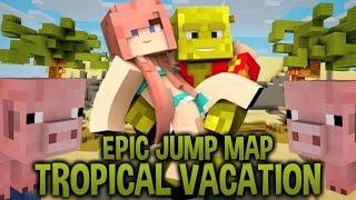 Aloha! | Epic Jump Map : Tropical Vacation | Ep. 1