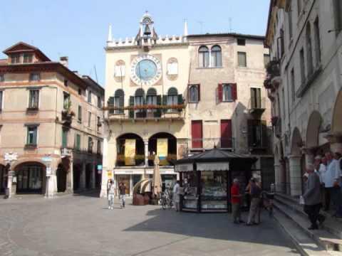 Bassano del Grappa - Immagini e versi in lingua veneta