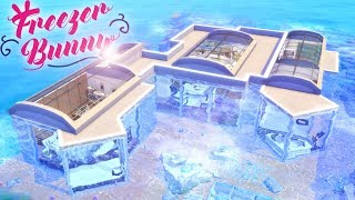 Underwater House 🏖️🐠 | Coral Reef | The Sims 4 | Speed Build | CC Free + Download Links
