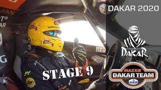 Dakar Stage 9 - Onboard highlights from Coronel brothers in Dakar Rally Saudi Arabia