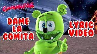 DAME LA GOMITA LYRIC VIDEO Gummy Bear Song ALIEN DANCE CHALLENGE
