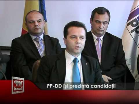PP-DD își prezintă candidații