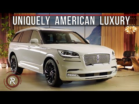 The 2021 Lincoln Aviator Reserve Is A Classic Take On American Luxury