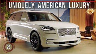 [오토뷰] The 2021 Lincoln Aviator Reserve Is A Classic Take On American Luxury