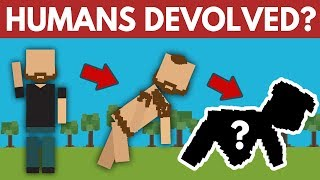 What If Humans Devolved? - Video Youtube