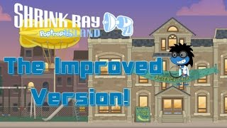 Poptropica: Shrink Ray Island (Improved Version)