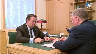 Регион поможет Чудовскому району завершить реконструкцию культурного центра в Краснофарфорном