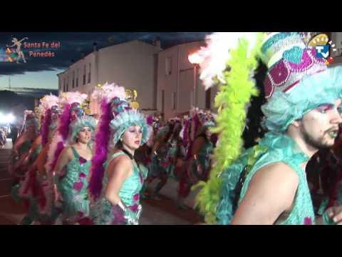 2017 03 05 Rua i Concurs Carnaval Sta Fe del Penedès