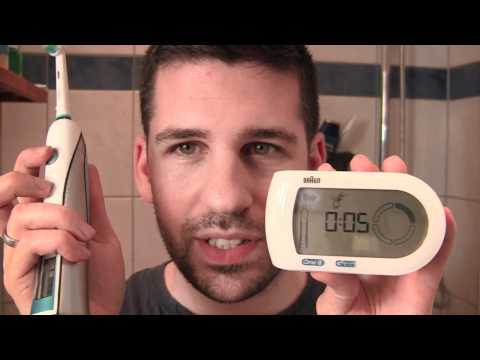 Oral B Videoantwort Review & Unboxing Triumph 5000 + Smartguide