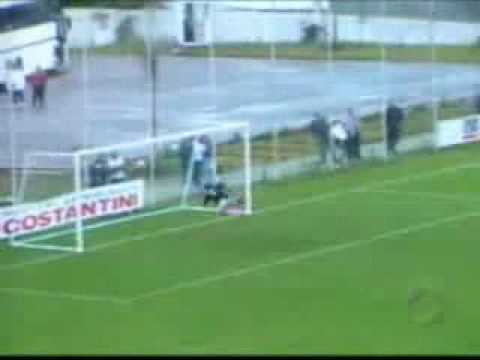 Golaço do Jucilei, antes dele vir jogar no Corinthians