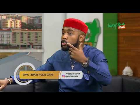 """Do You ever think about the fact that we're used to Boko Haram Bombings now"" - Banky W"