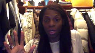 BRINA'S CLOSET - THE RAW VIRGIN HAIR BOUTIQUE REVIEW (pt 2) - Video Youtube