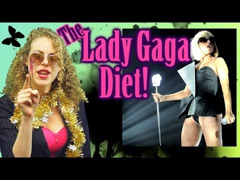 The Lady Gaga Diet! Weight Loss, Health & Fitness Routine, Celebrity Diets! Nutrition