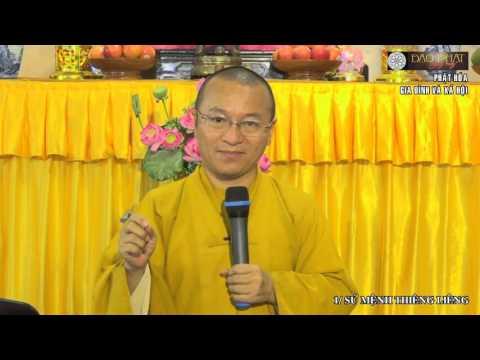 Phật hóa gia đình và xã hội