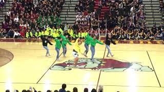 WestCo Showdown 2018 - Performance by WCHS Hip Hop