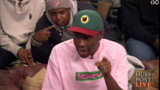 Full Huff Post Interview | Tyler The Creator, Earl, Taco, Jasper and Lionel