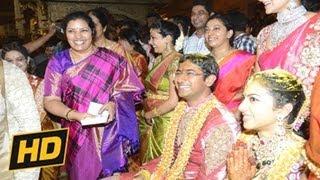Balakrishna Daughter Tejaswini Marriage | Tejaswini Weds Sribharat Wedding Video - 15