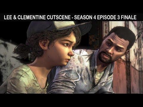 Download The Walking Dead Season 4 Episode 3 Part 3 Lee