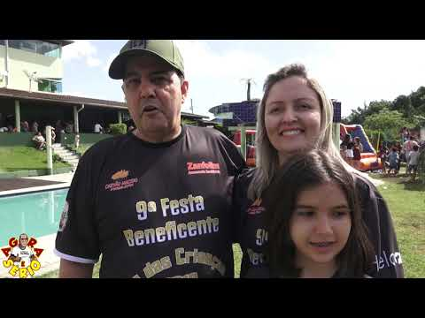 Festa da Família Barral no Jardim da Palmeiras 2018