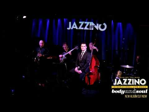Marco Cocco Cantante jazz-swing, crooner Cagliari musiqua.it