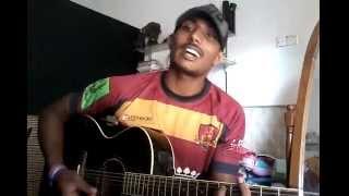 Na Gauna (Makare) Fijian song cover by Dulaj Perera from Sri Lanka