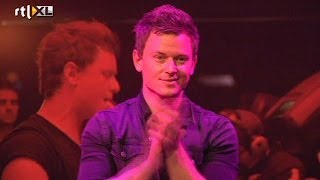 Fedde Le Grand - Love Never Felt So Good - RTL LATE NIGHT