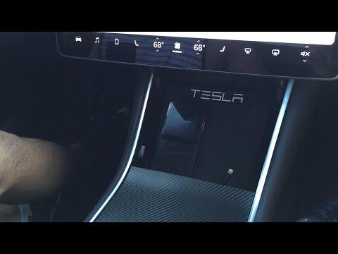 Wireless Charging on the Tesla Model 3