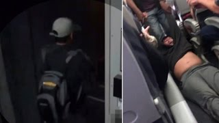New Video Shows Doctor and Wife Boarding Plane Before Being Dragged Off