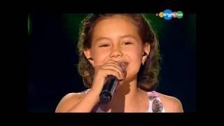 Мария Мирова  - Грею счастье (Детская Новая волна 2016)