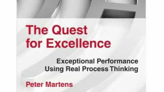 Peter Martens - Book Video Trailer - The Quest for Excellence