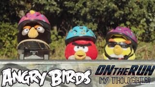 Angry Birds On The Run!   My Thoughts