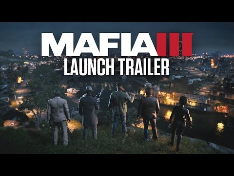 Commercial for Mafia III (2016 - 2017) (Television Commercial)