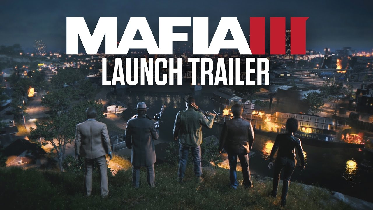 Обложка видео Сюжетный трейлер игры Mafia 3