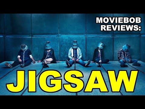 MovieBob Reviews: JIGSAW (2017)