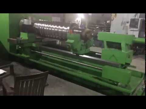 Roll Turning CNC Lathe Machine