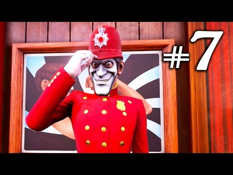 ► We Happy Few - Svetom kráčam s fetom! | #7 | PC SK/CZ Gameplay / Lets Play | 1080p