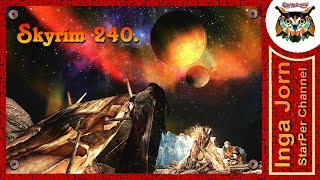 The Elder Scrolls V Skyrim + SkyRe #240 🌸 Вилья 🌸 ВО ЛЬДАХ