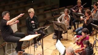 Rehearsing Strauss's